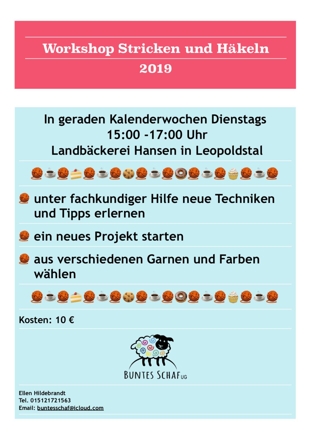 Flyer Leopoldstaler 2019